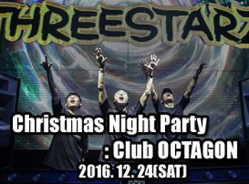 2016. 12. 24 (SAT) Christmas Night Party @ OCTAGON