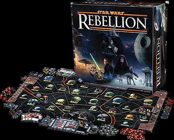 Star Wars: Rebelion(스타워즈: 리벨리온) - 카드 한글화