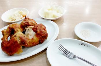 전기구이 통닭의 감동, 닭은 최고의 음식!