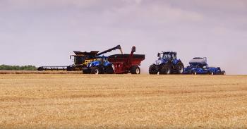 The CNH Industrial Autonomous Tractor Concept