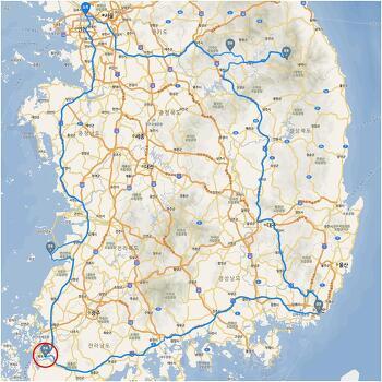 진격의 전국일주 - 목포 꽃게전문점 장터(하당점)