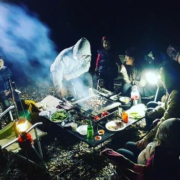 영월 보보스캇 캠핑장
