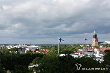 [핀란드여행] 핀란드에서 가장 오래된 도시 투르쿠! 그 평화로운 시간 속으로~