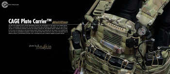 "[군장세팅] CAGE Plate Carrier™ (CPC) ""Load out"" Ver.1"