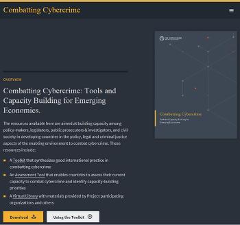 월드뱅크 사이버범죄 프로젝트 결과