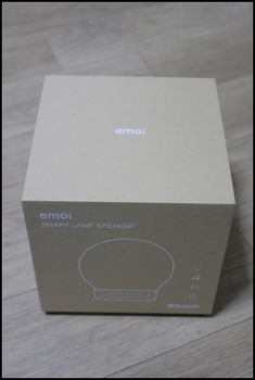 이모이 블루투스 스피커(EMOI SMART LAMP SPEAKER) 사용기
