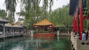 [중국] 천하제일천, 제남 표돌천