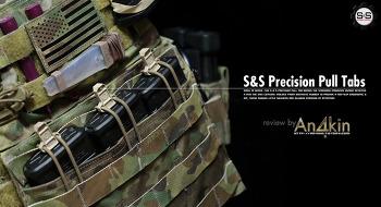 [군장소품] S&S Precision Pull Tabs review.
