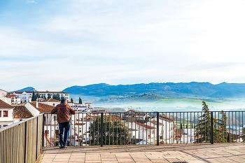 절벽 위 로맨틱한 산책, 론다 _ 에이비로드