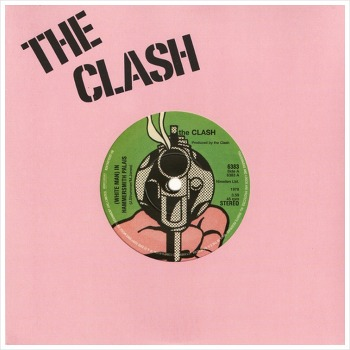 (White Man) In Hammersmith Palais - The Clash / 1978