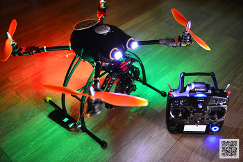 UAV Drone - Rescue : 주야간 수색용 구난/구조용 무인기