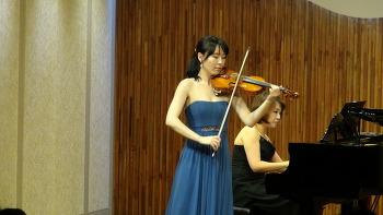 [수아트홀] 140621 바이올리니스트 김희정의 로맨틱 콘서트