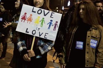 그리스, 동성결혼 법안 통과