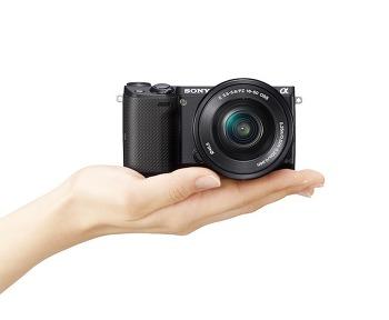 소니, 새로운 미러리스 카메라 공개!! NEX-5T, A3000