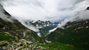스위스 풍경 사진 - 대자연의 경관