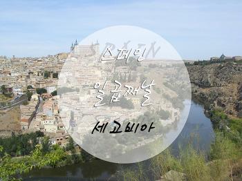 [스페인 여행] 로마수도교가 위치해있는 도시, 세고비아/세고비야(Segovia) 그리고 마드리드 츄러스