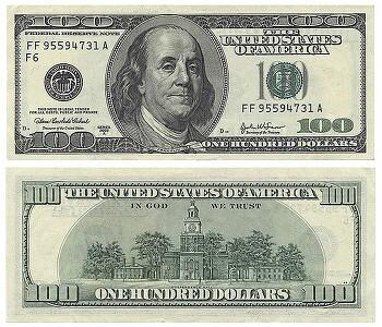 달러(Dollar) 속의 위인들