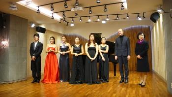 [수아트홀 영 아티스트 2회 ] 6인의 경성대학교 학생 국제 피아노 콩쿠르 입상 축하음악회