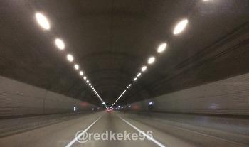 대구앞산터널 구간단속 실시, 이제 안전운전 하세요
