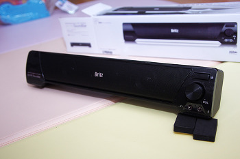 Britz의 사운드바 BA-R9 사용기.