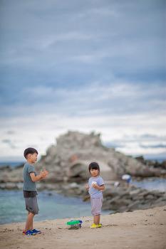 휴가때마다 다녀온 강원도와 가족사진 촬영팁.(2)