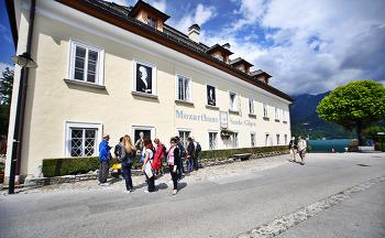 오스트리아 여행지 추천 - 볼프강 & 모짜르트의 마을 장크크 길겐
