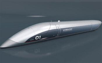 미래형 교통수단 `하이퍼루프`가 2~3년후 아부다비에서 운행을 시작합니다