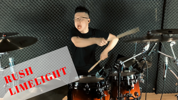 Rush(러쉬) - Limelight(라임라이트) Drum cover by ROP