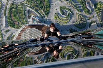 영화 미션임파서블:고스트 프로토콜(Mission: Impossible - Ghost Protocol, 2011) 후기, 결말, 줄거리