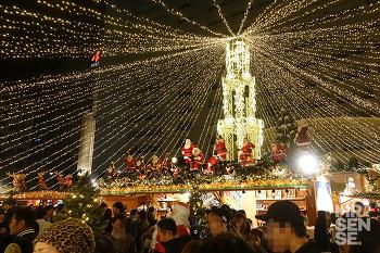 연말이라 후쿠오카 #1 : 공항에서 텐진으로, 텐진 크리스마스 마켓, 라쿠쇼라멘, 나나미카, 야키토리 마시코, 돈키호테, 비밍구 라이프 스토어 빔즈, 루이비통, 유니온3, 다이묘 쇼핑