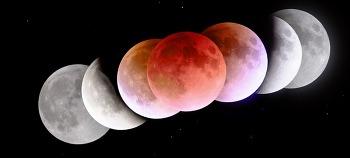 개기일식 28일! 화성 대접근 31일
