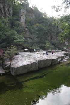 강릉 소금강 식당암 (2019갈) 강릉시 연곡면