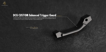 [Airsoft] DCG CUSTOM Enhanced Trigger Guard Aluminum review.