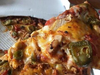 파파존스 신 메뉴 추천 치킨 퀘사디아 피자