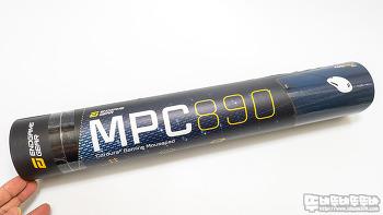 엔드게임기어 MPC-890 코듀라원단 장패드 구입완료