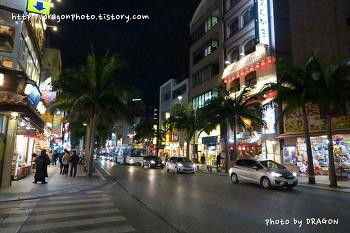 [오키나와여행 32]국제거리(코쿠사이도오리), 관광을 겸한 쇼핑명소