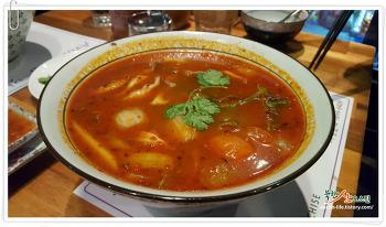 은평구 응암역 인근 태국요리 맛집, 아로이 타이 돔양누들