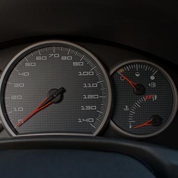 자동차 계기판의 온도는 어떤 곳의 온도일까?