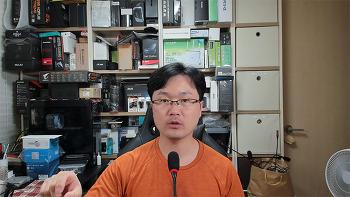 회의용 마이크 컴소닉 PILLAR CM-5090 Pro 노이즈 없고 저렴한 마이크