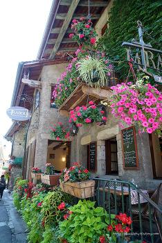 프랑스 꽃의 마을 이브와(이부와르) Yvoire 어떤 곳?