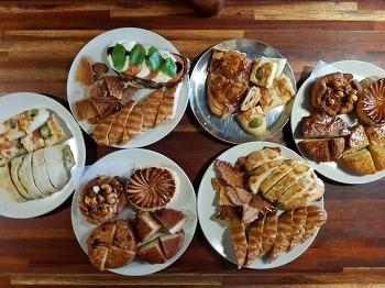 [서촌일지] 즐거운 6월, 음식의 이유