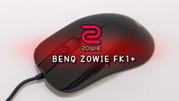 벤큐 조위기어 FK1+ 게이밍 마우스