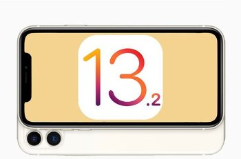 iOS 13.2 정식버전 업데이트 방법 및 내용 정리