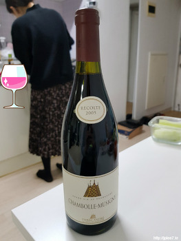 Pierre Andre, Chambolle-Musigny 2005