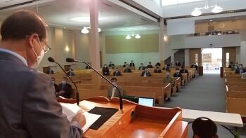 KAPC 캐나다노회 2020가을정기회 중앙장로교회서 열어
