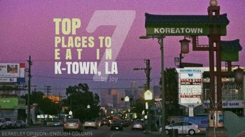 Top 7 Places to Eat in Koreatown, Los Angeles