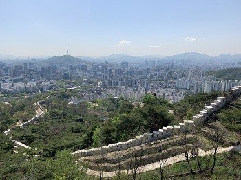 [서촌일지] 동문회 서촌 투어날 2019.04.27