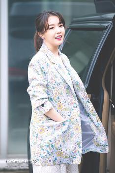 [2018.04.24] jain song F/W 콜렉션 걸스데이 민아 직찍 by. 문스