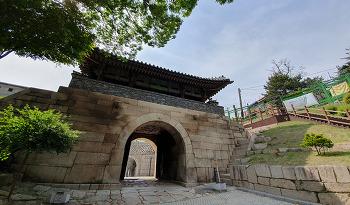 역사와 함께 걷다, 서울 한양도성 백악 코스