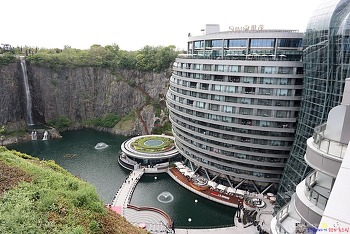 세계 최초 지하 채석장 호텔, 인터컨티넨탈 상하이 원더랜드